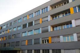 Renovace fasády Limuzská 8, Praha Strašnice