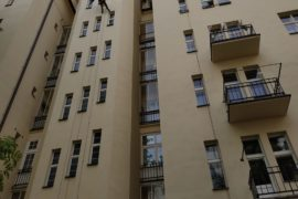 Nátěry a opravy fasády – Praha Holešovice